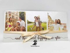 Invitatie de nunta Happily Ever After